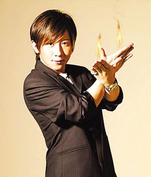 魔术师刘谦的出道之…-图片新闻图片